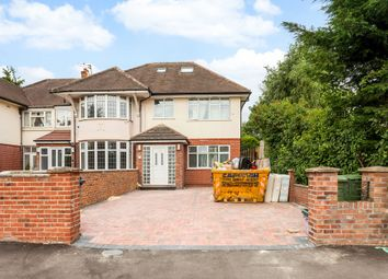 Thumbnail 4 bed semi-detached house for sale in Robin Hood Way, Kingston Vale, London