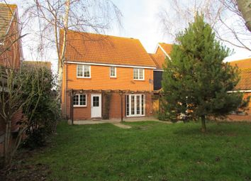 Thumbnail 5 bedroom link-detached house to rent in Stour Close, Dovercourt, Harwich