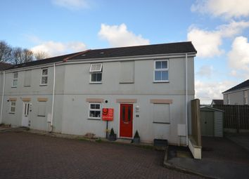 Thumbnail 2 bed end terrace house for sale in Newbridge View, Truro
