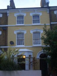 Thumbnail 4 bed terraced house to rent in Ferndale Road, Clapham, London, Greater London