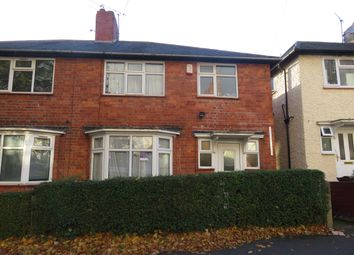 Thumbnail 4 bed semi-detached house to rent in Rolleston Drive, Lenton, Nottingham