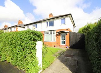 Thumbnail 3 bedroom semi-detached house for sale in Bishopsway, Penwortham, Preston