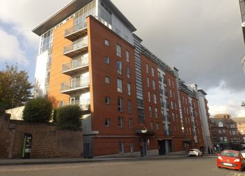 Thumbnail 2 bed flat for sale in Ropewalk Court, Derby Road, Nottingham