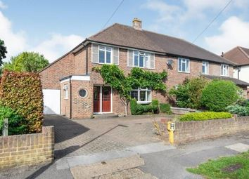 Esher, Surrey KT10. 3 bed semi-detached house