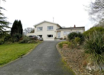 Thumbnail 5 bedroom detached house for sale in Cwm Cou, Newcastle Emlyn