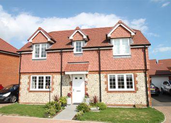 Thumbnail 4 bed detached house for sale in Boniface Avenue, Littlehampton, West Sussex