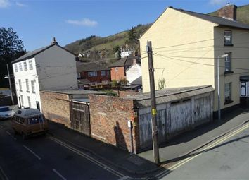 Thumbnail Property for sale in Garages And Yard, Crescent Street, Newtown, Powys