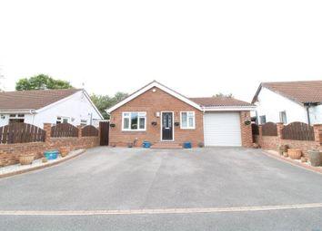 Thumbnail 2 bed detached bungalow for sale in Celadon Close, Lemington Rise, Newcastle Upon Tyne