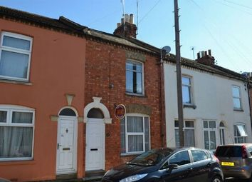 Thumbnail 2 bed terraced house for sale in Grove Road, The Mounts, Northampton