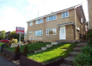 Thumbnail 3 bed semi-detached house for sale in Chase Avenue, Cheltenham, Gloucrestershire