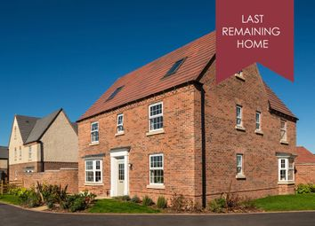 """Thumbnail 5 bed detached house for sale in """"Moorecroft"""" at Beggars Lane, Leicester Forest East, Leicester"""