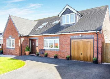 Thumbnail 4 bed detached house for sale in Tudor Court, Prestatyn