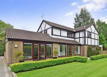Thumbnail 4 bed detached house for sale in Copthorne Road, Felbridge, West Sussex