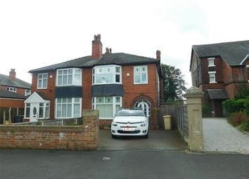 Thumbnail 3 bedroom property for sale in Radcliffe Road, Bolton