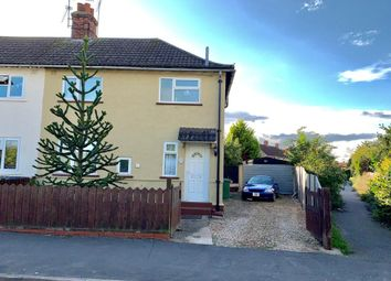 Thumbnail 3 bed end terrace house for sale in St Peters Road, West Lynn, King's Lynn