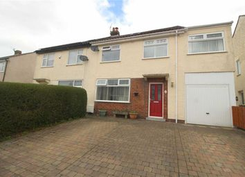 Thumbnail 4 bed semi-detached house for sale in Ashwood Road, Fulwood, Preston