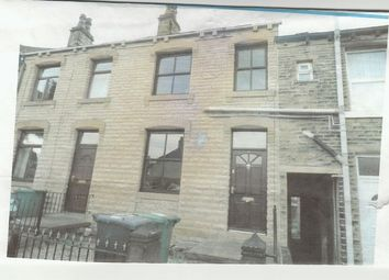 Thumbnail 3 bed terraced house to rent in Dyson Street, Huddersfield