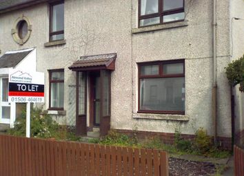 Thumbnail 2 bed flat to rent in Cochrane Street, Bathgate