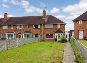 Thumbnail 2 bed end terrace house for sale in Clopton Road, Birmingham
