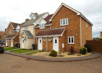 Thumbnail 2 bedroom end terrace house for sale in Manea, March, Cambridgeshire