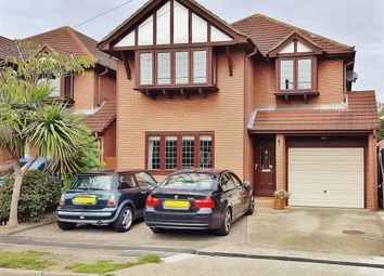 Thumbnail 4 bed detached house for sale in Leigh Road, Canvey Island