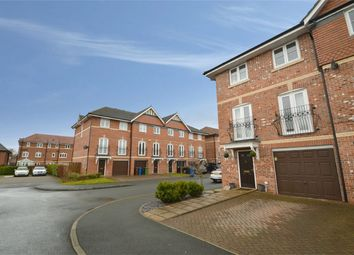 Thumbnail 4 bed end terrace house for sale in Lawnhurst Close, Cheadle Hulme, Cheadle, Cheshire