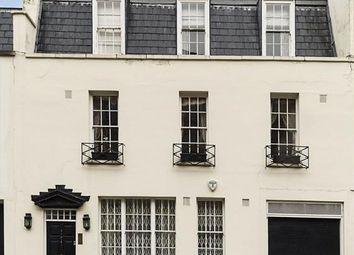 Thumbnail 3 bed mews house for sale in Kinnerton Street, Belgravia, London