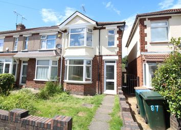 Thumbnail 2 bedroom terraced house to rent in Dennis Road, Coventry