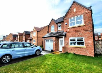 Thumbnail 4 bed detached house for sale in Wharf Road, Kilnhurst, Mexborough