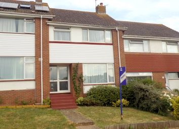 Thumbnail 3 bed terraced house for sale in Vernon Road, Exmouth, Devon