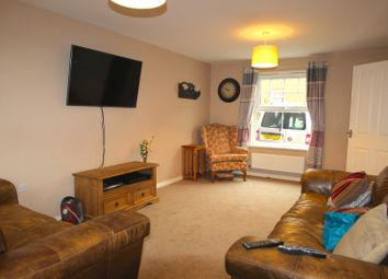 Thumbnail 4 bed detached house for sale in Meadowsweet Road, St Crispin, Northampton
