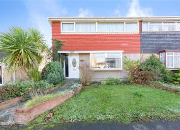 Thumbnail 4 bed semi-detached house for sale in Falstones, Basildon, Essex