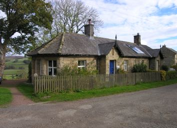 Thumbnail 2 bed cottage for sale in Tosson, Rothbury