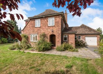 Thumbnail 3 bed detached house for sale in Little Melton, Norwich, Norfolk
