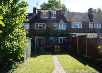 Worcester Road, Tilgate, Crawley RH10. 4 bed terraced house for sale