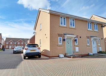 Thumbnail 3 bed semi-detached house for sale in Parkland Crescent, Kingswood, Hull