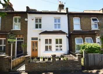 Thumbnail 3 bedroom terraced house to rent in Nelson Road, London