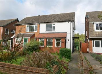 Thumbnail 3 bed semi-detached house for sale in Birmingham Road, Whitacre Heath, Coleshill, Birmingham