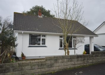 Thumbnail 2 bed detached bungalow to rent in Trevingey Crescent, Redruth