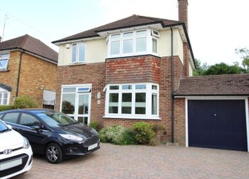 Thumbnail 3 bed detached house for sale in Colman Close, Epsom