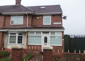 Thumbnail 4 bed end terrace house for sale in Keithley Walk, Speke, Liverpool