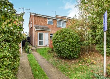 Thumbnail 2 bedroom flat to rent in Woodcote, Stowmarket