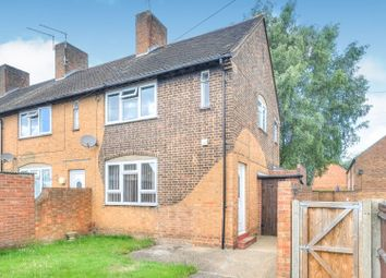 Thumbnail 2 bed end terrace house for sale in Spencer Road, Norwich