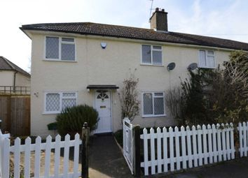 Thumbnail 2 bed end terrace house to rent in Sunny Way, North Finchley, London