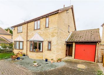 Thumbnail 3 bed semi-detached house for sale in John Amner Close, Ely