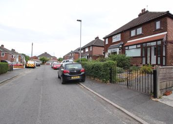 Thumbnail 2 bed semi-detached house to rent in Aldersley Avenue, Blackley, Manchester