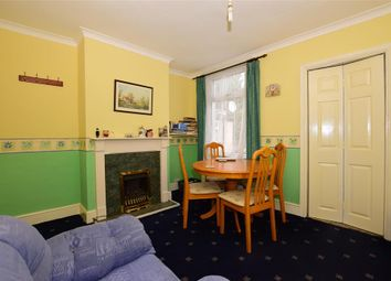 Thumbnail 2 bedroom terraced house for sale in Hartington Street, Chatham, Kent