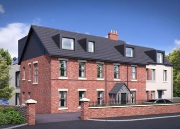 Thumbnail 2 bedroom flat for sale in Buxton Road West, Disley, Stockport, Cheshire