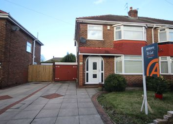 Thumbnail 3 bed semi-detached house to rent in Milvain Drive, Warrington