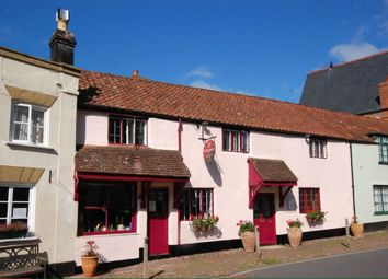 Thumbnail Retail premises for sale in West Street, Dunster, Minehead, Somerset